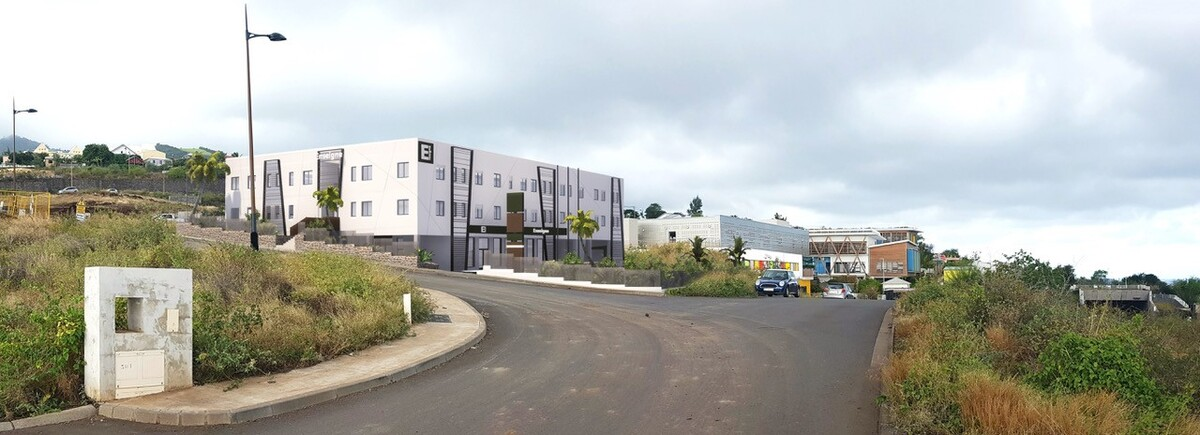 Bureau - Saint-Leu