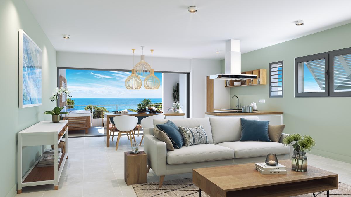 Vente Appartement Petite-Île