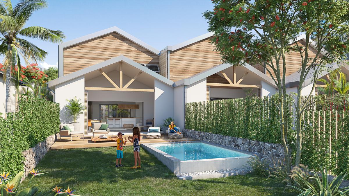 Vente Maison Petite-Île
